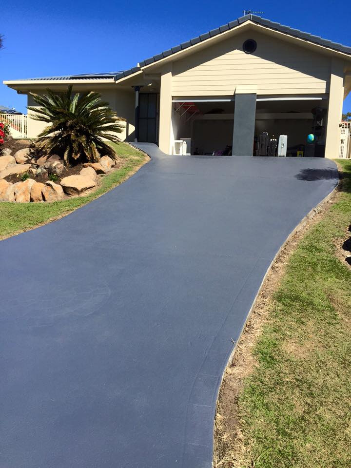 driveway painting and sealing