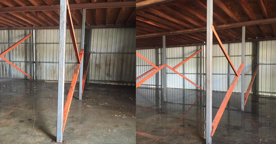 factory commercial pressure cleaning