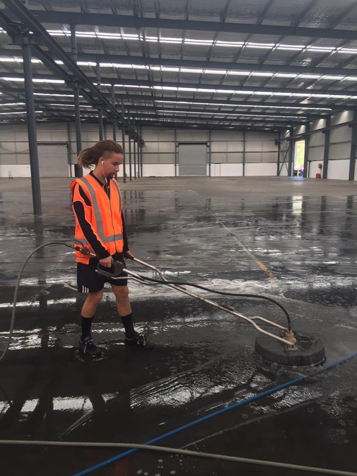 Warehouse Amp Commercial Cleaning Waterworx Pressure Cleaning