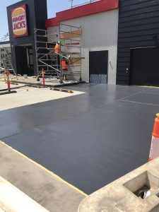 concrete painting Brisbane