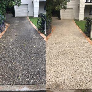 driveway cleaning Brisbane
