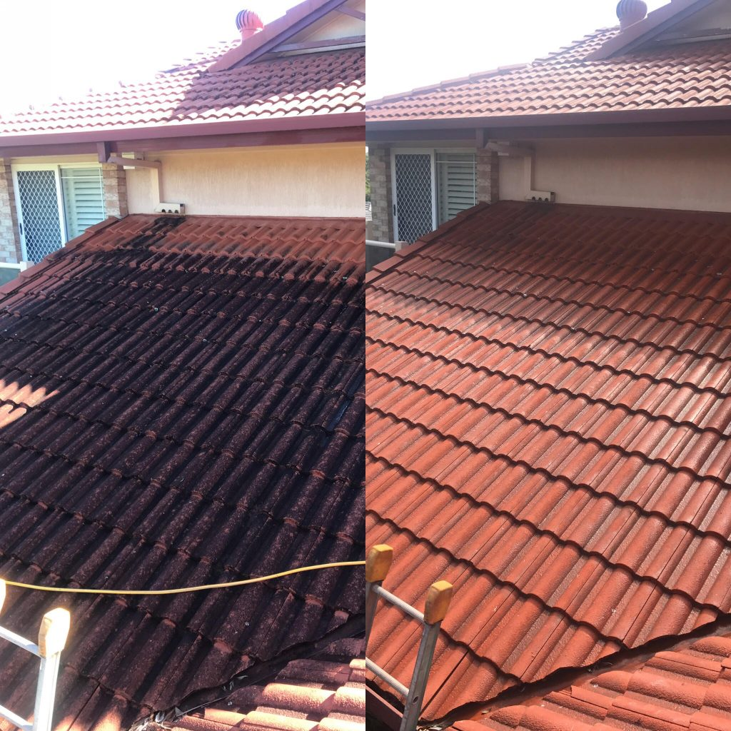 Roof Cleaning Brisbane Soft Roof Washing Waterworx Pressure Cleaning