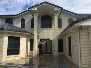 house washing Brisbane, Ipswich, Logan, Gold Coast