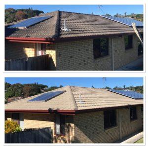roof Washing Gold Coast